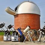 """""""Noc Planet"""" w obserwatorium w Truszczynach"""