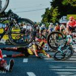 Czy wypadku można było uniknąć? Wracamy do tematu kraksy podczas wyścigu Tour de Pologne