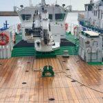 Hydrograf 17 wpłynął do portu w Elblągu. Jaką będzie pełnił funkcję?