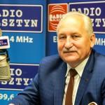 Gustaw Marek Brzezin: moim nowym doradcą jest Marian Podziewski
