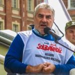 Warmińsko-mazurska Solidarność przygotowuje się do święta  37. rocznicę powstania związku