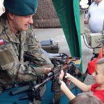 11. Mazurski Pułk Artylerii w Węgorzewie obchodzi swoje święto. Nie zabrakło atrakcji dla mieszkańców