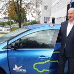 Samochody na prąd i tiry na tory. Największa firma w regionie chce znacząco ograniczyć zużycie paliwa do transportu.