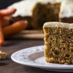 Ciasto marchewkowo-pistacjowe to słodka propozycja na święta