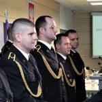 Uroczystym apelem strażacy z Warmii i Mazur uczcili 100. rocznicę odzyskania przez Polskę niepodległości