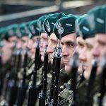 Dowództwo 16. Dywizji Zmechanizowanej uroczyście rozpoczęło urzędowanie w Olsztynie