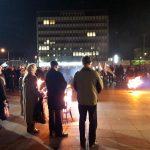 Mieszkańcy Olsztyna pamiętali o rocznicy 13 grudnia