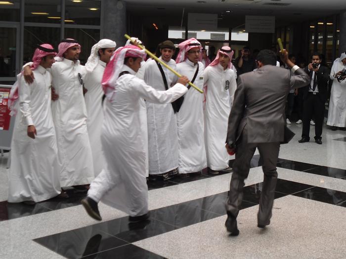 Dzień Arabii Saudyjskiej na UWM w Olsztynie