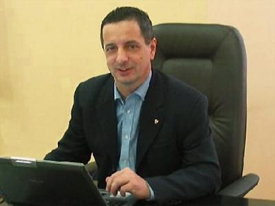 Jerzy Wcisła - dyrektor elbląskiego biura Urzędu Marszałkowskiego