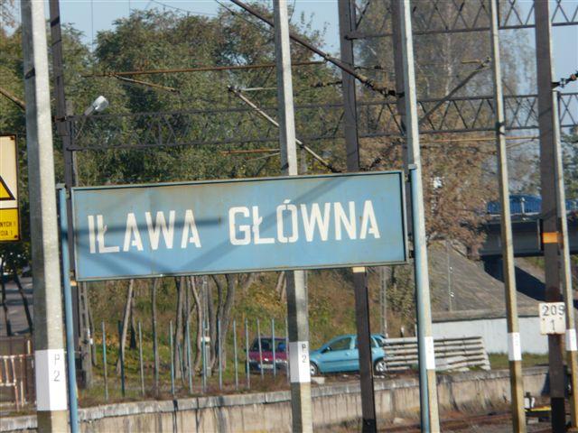 Śmiertelny wypadek na stacji PKP w Iławie