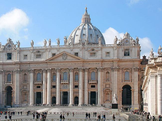 Watykan - Bazylika św. Piotra