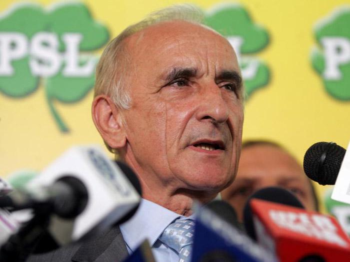 Szef PSL przedstawił kandydatów w wyborach do sejmiku