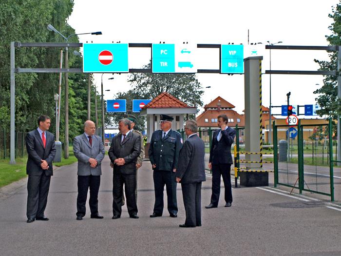+ Rozbudowa polsko-rosyjskiego przejścia granicznego Gołdap – Gusiew