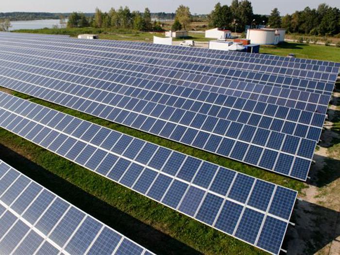 w Gryźlinach powstaje elektrownia słoneczna