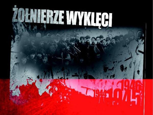 Okładka płyty Żołnierze Wyklęci z reportażami Mirosława Sochackiego